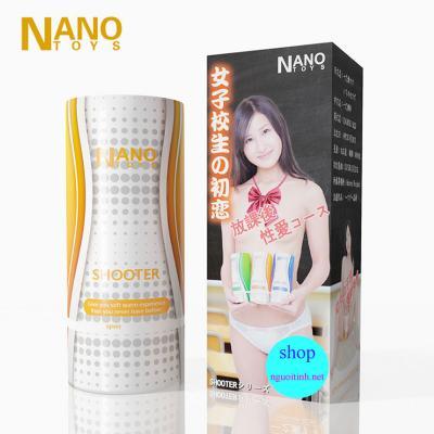 Giá bán Cốc thủ dâm cao cấp NaNo toys nhập khẩu