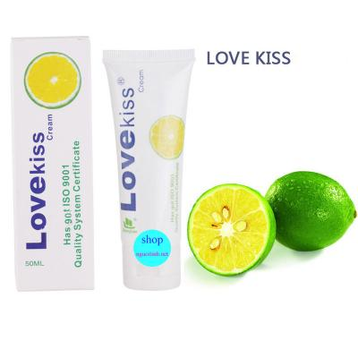Giá bán Gel bôi trơn hương chanh cao cấp Love Kiss nhập khẩu