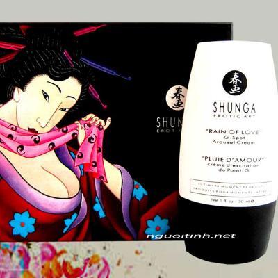 Giá bán Gel se khích âm đạo cấp tốc Shunga nhập khẩu
