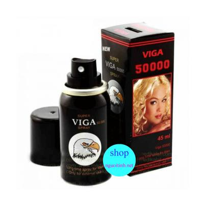 Giá bán Thuốc xịt cao cấp ViGa 50000 nhập khẩu